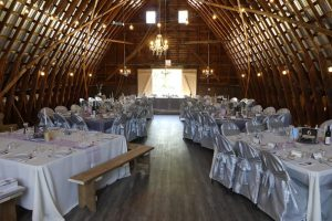Wedding Reception Barn Summerland BC