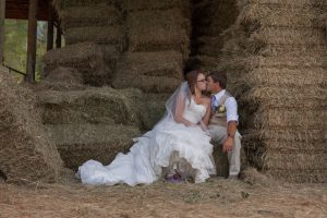Getting Married at a Farm
