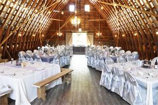 Country Wedding Barn Loft