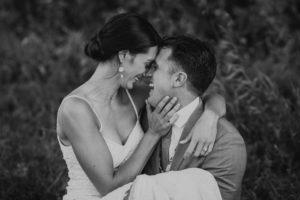 bw-newlyweds