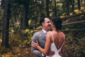 newlyweds-outdoor-photo